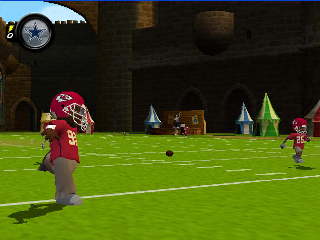 Pantallazo de Backyard Football 09 para PC