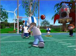 Pantallazo de Backyard Football para GameCube