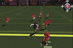 Pantallazo de Backyard Football para Wii