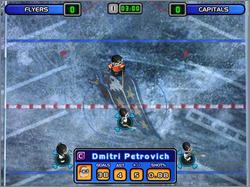 Pantallazo de Backyard Hockey para PC