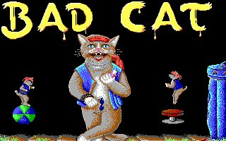 Pantallazo de Bad Cat para PC