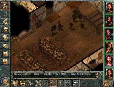 Pantallazo de Baldur's Gate: The Original Saga para PC