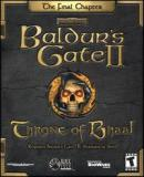 Carátula de Baldur's Gate II: Throne of Bhaal