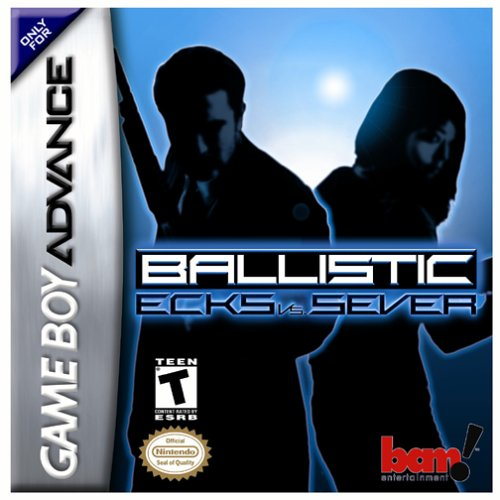 Caratula de Ballistic: Ecks vs. Sever para Game Boy Advance