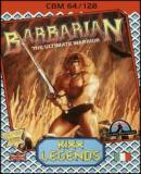 Carátula de Barbarian - The Ultimate Warrior Parte 1
