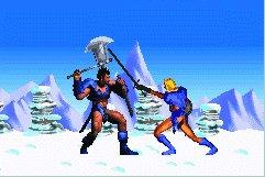 Pantallazo de Barbarian para Game Boy Advance