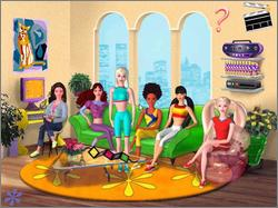Pantallazo de Barbie: Generation Girl Gotta Groove CD-ROM para PC