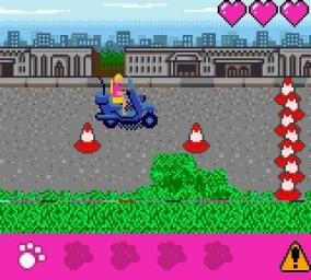 Pantallazo de Barbie Pet Patrol para Game Boy Color