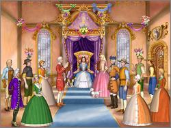 Pantallazo de Barbie as the Princess and the Pauper CD-ROM para PC