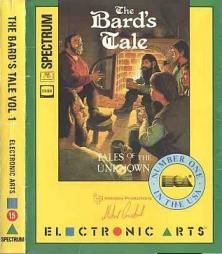 Caratula de Bard's Tale, The para Spectrum