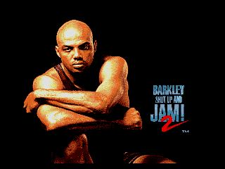 Pantallazo de Barkley: Shut Up and Jam! 2 para Sega Megadrive