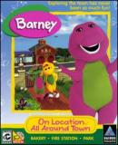 Caratula nº 55162 de Barney: On Location All Around Town (200 x 241)