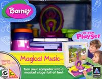 Caratula de Barney Magical Music Playset para PC