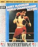 Caratula nº 7889 de Barry McGuigan World Championship Boxing (204 x 268)