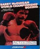 Caratula nº 99544 de Barry McGuigan World Championship Boxing (156 x 256)