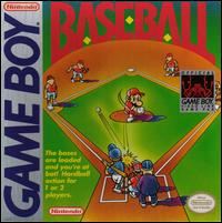 Caratula de Baseball para Game Boy