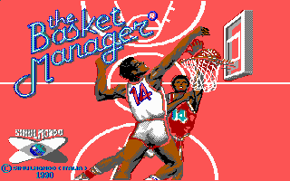 Pantallazo de Basket Manager, The para PC