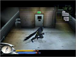 Pantallazo de Batman: Dark Tomorrow para PlayStation 2