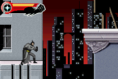 Pantallazo de Batman: Rise of Sin Tzu para Game Boy Advance