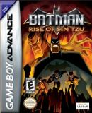 Carátula de Batman: Rise of Sin Tzu