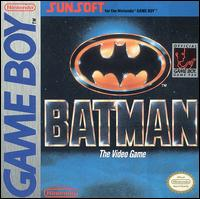 Caratula de Batman: The Video Game para Game Boy