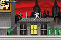 Pantallazo de Batman: Vengeance para Game Boy Advance
