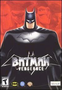 Caratula de Batman: Vengeance para PC