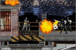 Pantallazo de Batman Begins para Game Boy Advance