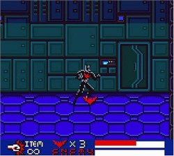 Pantallazo de Batman Beyond: Return of the Joker para Game Boy Color