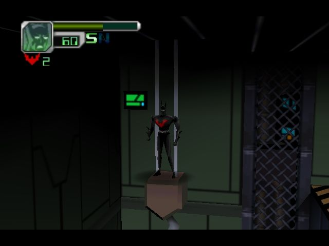 Pantallazo de Batman Beyond: Return of the Joker para Nintendo 64