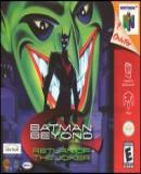 Caratula nº 33696 de Batman Beyond: Return of the Joker (200 x 136)
