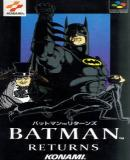 Caratula nº 152048 de Batman Returns (Japonés) (283 x 500)