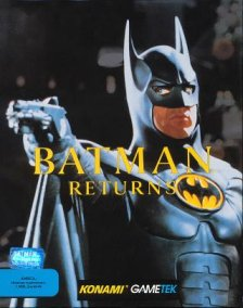 Caratula de Batman Returns para Amiga