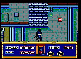 Pantallazo de Batman The Movie para Amstrad CPC