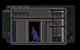 Pantallazo de Batman the Caped Crusade para Atari ST