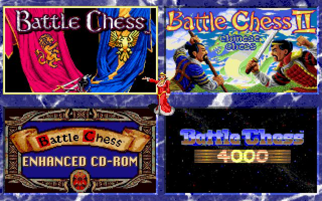 Pantallazo de Battle Chess Collection para PC