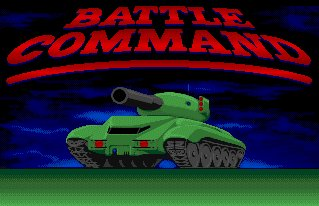 Pantallazo de Battle Command para Amiga