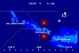 Pantallazo de Battle For Midway para Amstrad CPC