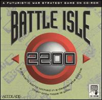 Caratula de Battle Isle 2200 [Jewel Case] para PC