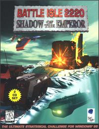 Caratula de Battle Isle 2220: Shadow of the Emperor para PC