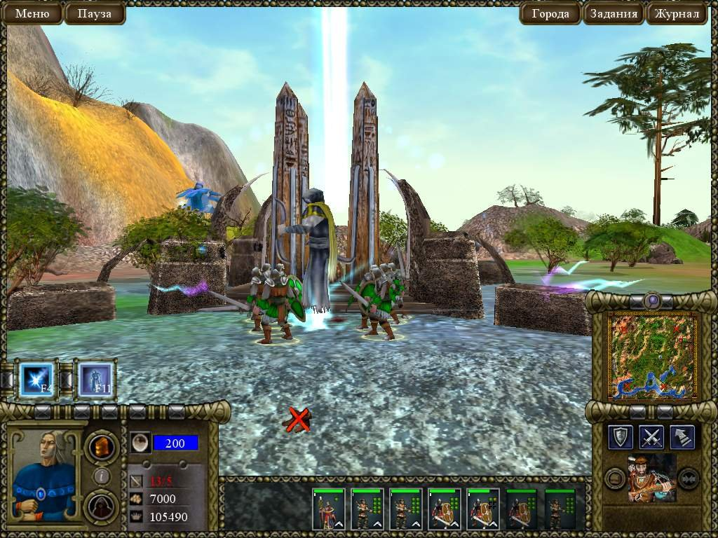 Pantallazo de Battle Mages: Sign Of Darkness para PC