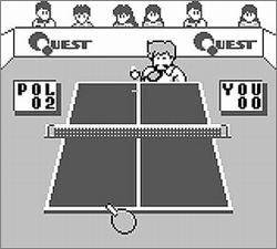 Pantallazo de Battle Ping Pong para Game Boy