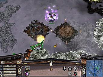 Pantallazo de Battle Realms: Winter of the Wolf para PC