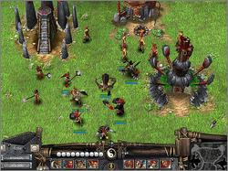 Pantallazo de Battle Realms para PC