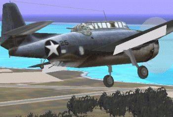 Pantallazo de Battle for Midway para PC