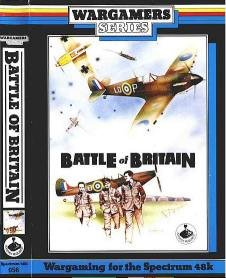 Caratula de Battle of Britain para Spectrum