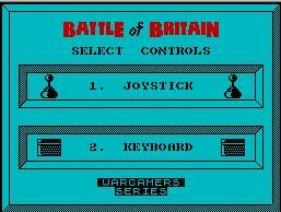 Pantallazo de Battle of Britain para Spectrum
