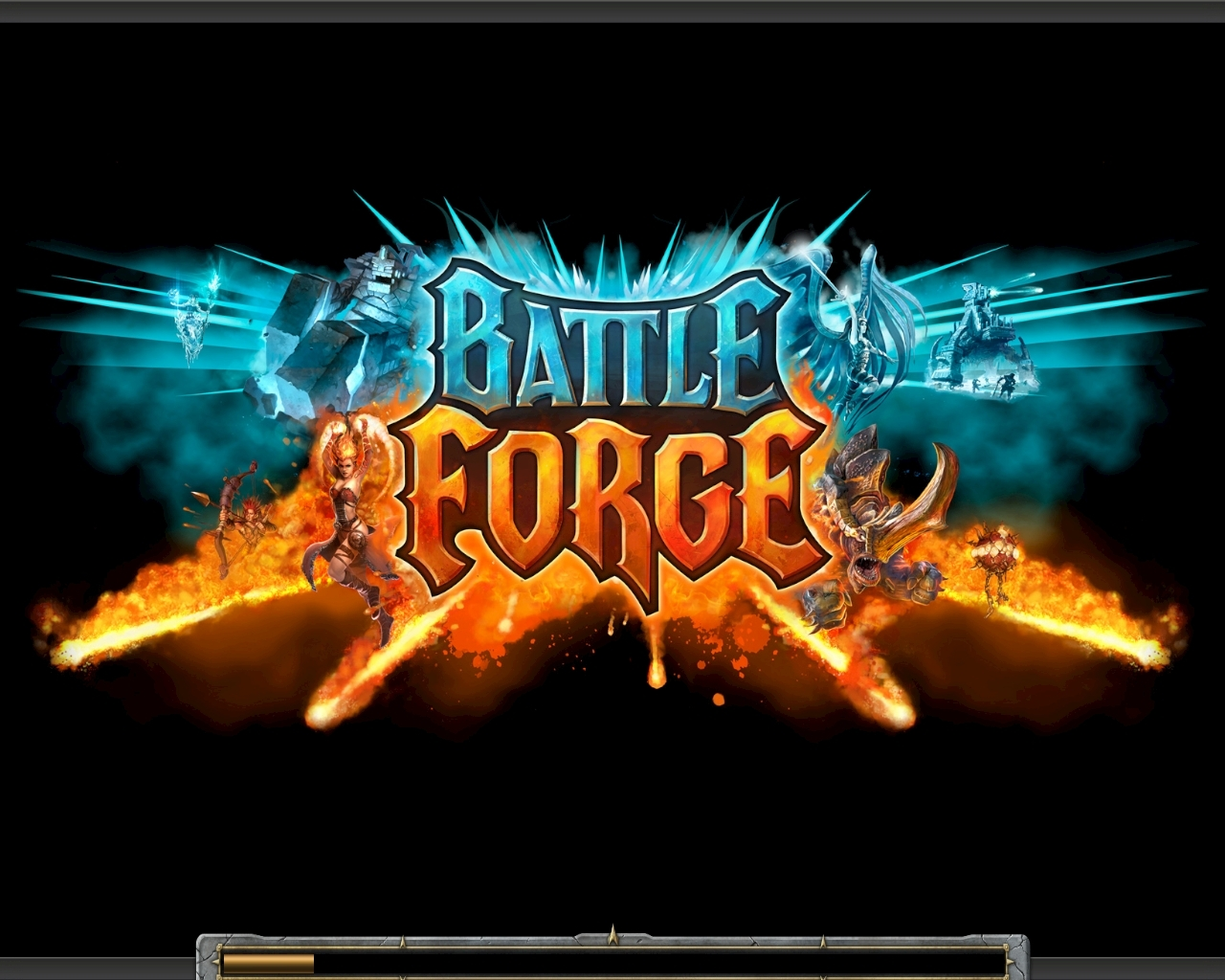 Gameart de BattleForge para PC