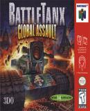 Carátula de BattleTanx: Global Assault