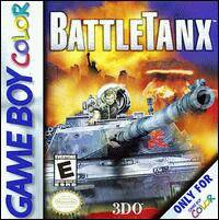 Caratula de BattleTanx para Game Boy Color